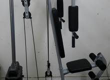 جهاز رياضي   متكامل  التمرين المنزلى