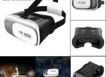 VR Box لمشاهدة الافلام و العاب بتقنية