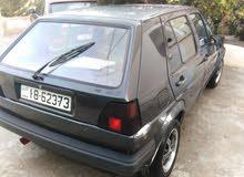 Volkswagen Golf 1986 For sale - Grey color