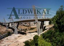 ارض للبيع في الاردن - عمان - ربوة عبدون المساحة 750 م