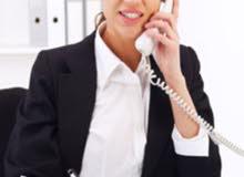 مطلوب موظفة للعمل في مكتب محرر عقود