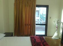 شقة ثاني مفروشة بلكونة للايجار بابراج الشرطة على الكورنيش