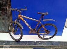 دراجه فونكس مقاس 26 المونيوم مستعمله وبحاله جيده