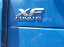 DAF XF 460 داف موديل 2016 اورنيك جمارك شهادة وارد ألمانيا  مطلوب 16 قابل للتفاوض