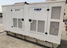 for sale  Perkins genrater 250 KVA model 2015 in good condition