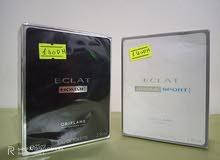 Eclat Homme et Eclat Sport 75ml