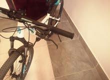 دراجة هوائية استخدام اسبوع نظيفة جدا