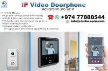 IP Video Doorphone KCV-S701IP