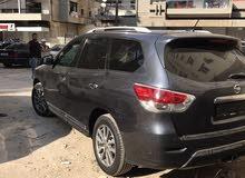 Nissan Pathfinder SUV 2014