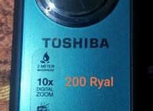 Toshiba camileo bw10 waterproof camera