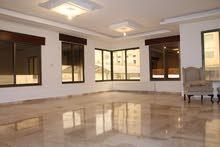 للبيع او  الإيجار شقة سوبر ديلوكس فارغة في منطقة خلدا 3 نوم مساحة 210 م² - ط اول