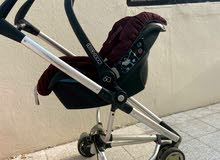 MAXI COSI AND QUINNY STROLLER