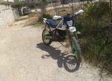 دراجه ناريه للبيع مستعمل موديل 2008____(1500)jd