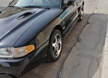 للبيع موستنق كوبرا موديل 97 وارد اليابان بحاله ممتازه السيارة ستوك بالكامل