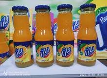 عصير يارا زجاج 200 مل*30
