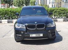 BMW X5 3.5i V6 2011 GCC full option no accidents