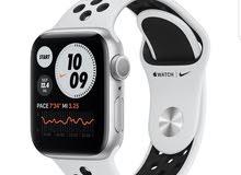Apple Watch Series 6 40mm Nike Silver