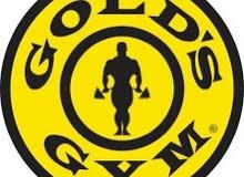 اشتراك جولدز جيم عبدون 4 اشهر Gold's gym 4 month subscription