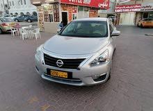 Nissan Altima 2015 وكالة سهيل بهوان