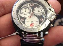ساعة tissot بحاله الوكاله للبيع