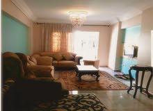 شقة مفروشة للايجار رؤية للبحر- الترا لوكس - 145 متر