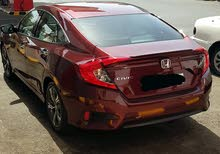 For sale 2020 Maroon Civic
