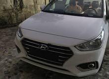 Gasoline Fuel/Power   Hyundai Accent 2019