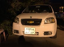 Chevrolet Aveo car for sale 2009 in Baghdad city