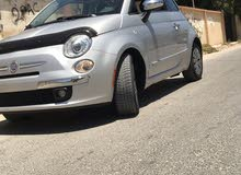 Gasoline Fuel/Power   Fiat 500C 2014