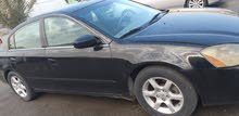 (Nissan Altima 2005 in good condition for sale) 1 year insurance بيمه