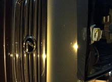 نوع السياره لكزس موديل 2003 مستعمل  اللون اخضر للبيع ب 7500 كاش فقط وقابل للتفاوض