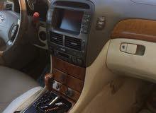 لكزس ls430 موديل 2001 للبيع او بدل