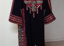 ثوب تطريز ماكنة