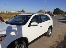 Automatic Kia 2012 for sale - Used - Benghazi city