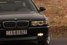 Gasoline Fuel/Power   BMW 730 1996