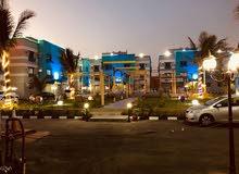 شقة 220م للايجار داخل كومباوند راقي وسط جدة