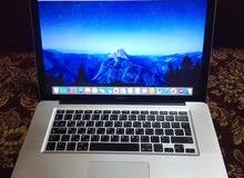 لاب توب ابل ماك بوك برو  apple MacBook Pro core i7