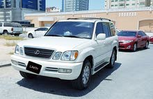 Lexus LX 2001 in Ajman - Used