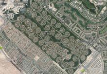 أرض سكنية للبيع في جزر جميرا موقع ممتاز وجهة مائية