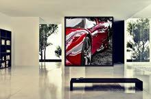 Ferrari lover's dream portrait