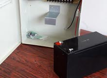 POWER SUPPLY 12v/10A with UPS