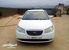 Used condition Hyundai Avante 2009 with 1 - 9,999 km mileage