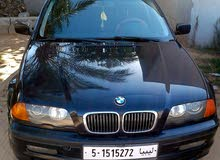 BMW 328 in Tripoli