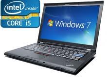عرض خاص على كمبيوتر LENOVO T510 COR i5 ب 175  الف عراقي