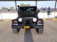 Jeep Wrangler 2004 For sale - Black color