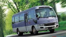 Toyota Coaster in Amman for rent