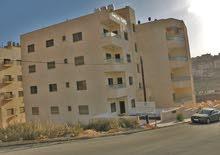 شقة طابق اول 133 م في الجبيهة حي المنصور بالأقساط دون فوائد
