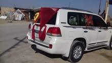 White Toyota Land Cruiser J70 2011 for rent