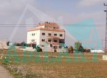 ارض للبيع مميزة جدا على طريق المطار بجانب جامعة الشرق الأوسط و ايكيا