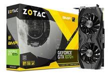 ZOTAC GeForce GTX 1070 Ti 8GB GDDR5 256-bit Gaming Graphics Card